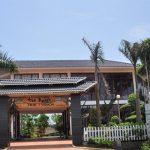 Tre nguồn resort  review Team building