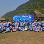 Team building Net Nam Hà Nội tròn 22 tuổi