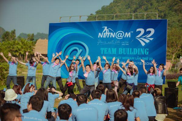 công ty tổ chức Team building tại Hà Nội
