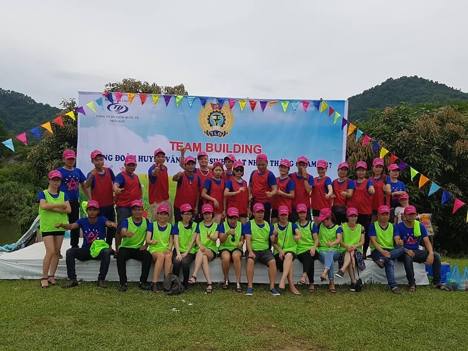 Địa điểm team building gần Hà Nội