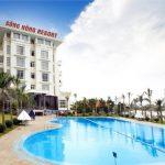 Review sông hồng resort : Gần, Ngon, Bổ, Rẻ