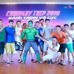 Công ty tổ chức team building uy tín nhất tại Hà Nội