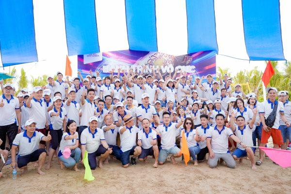Công ty tổ chức team building tại Đà Nẵng