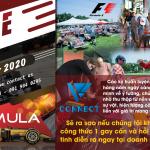 """Concept """"Bứt phá đường đua"""" – Mô phỏng thực tế giải đua xe F1"""