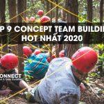 Top 9 concept Team Building hot nhất 2020 – Độc đáo, sáng tạo